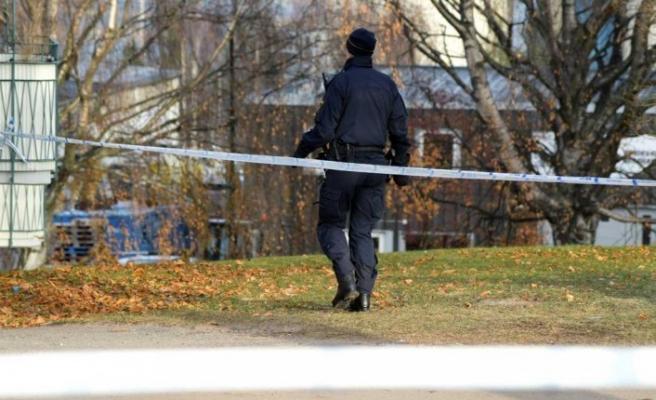Sundsvall'da kimliği belirlenemeyen bir ceset bulundu
