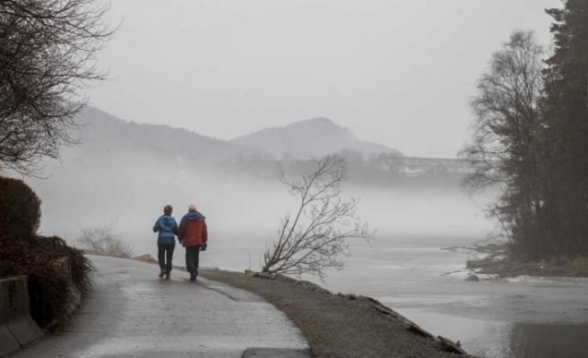 Göteborg için uyarı: Fırtına riski