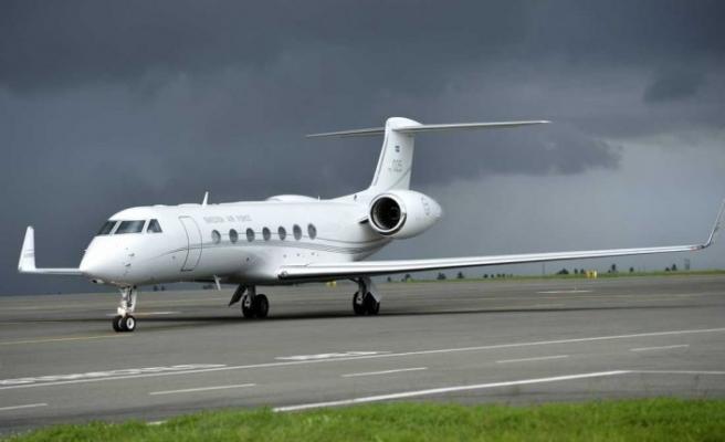 İsveç kraliyet uçağı teknik arıza nedeniyle uçamadı