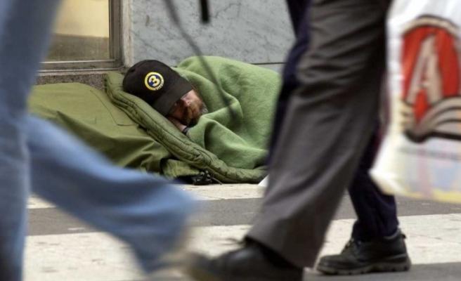 İsveç'te evsizler için kabinli çözüm