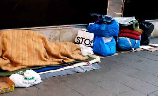 Malmö'deki evsiz gençler Fryshuset'ten yatacak yer istiyor