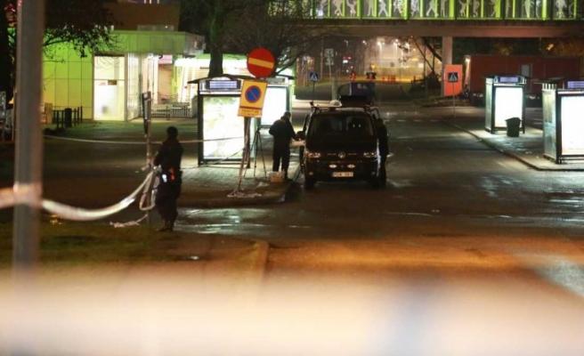 Norsborg'da iki kişi vuruldu