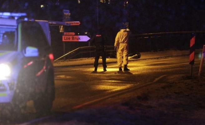 Norveç'te cinayet işledi İsveç'te yakalandı