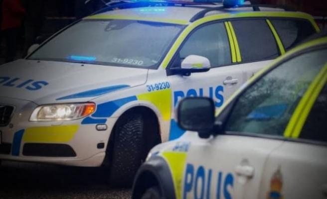 Skogås'ta komşu kavgası hastanede bitti