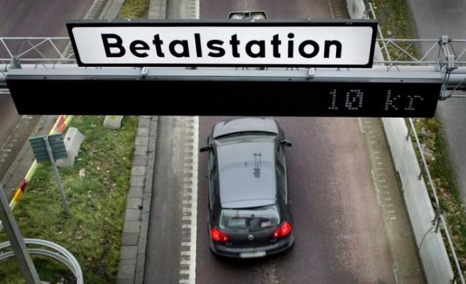 Yeni yılla birlikte Stockholm şehir merkezine giriş/çıkış daha pahalı olacak