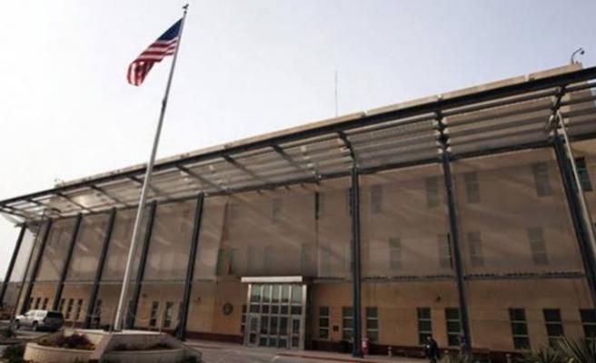 ABD büyükelçiliğine roketli saldırı
