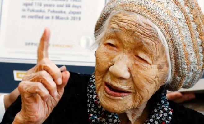 Dünyanın en yaşlı insanı 117 yaş gününü kutladı