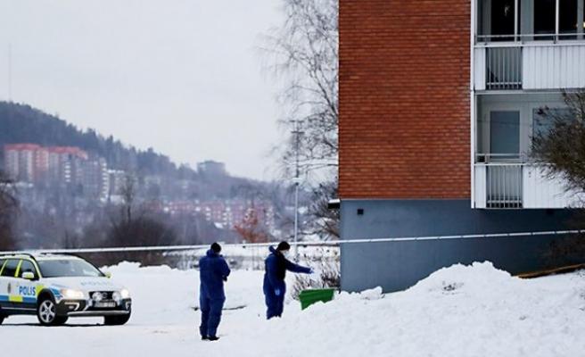 Geçen yıl İsveç'te 41 kişi öldürdü
