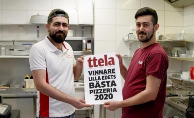 Göteborg bölgesi pizza birincileri