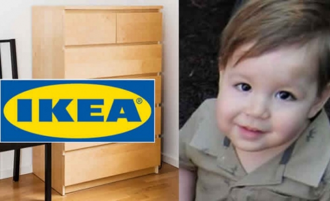 İki yaşındaki çocuğun ölümüne sebep olan IKEA'ya 430 milyon ceza kesildi!