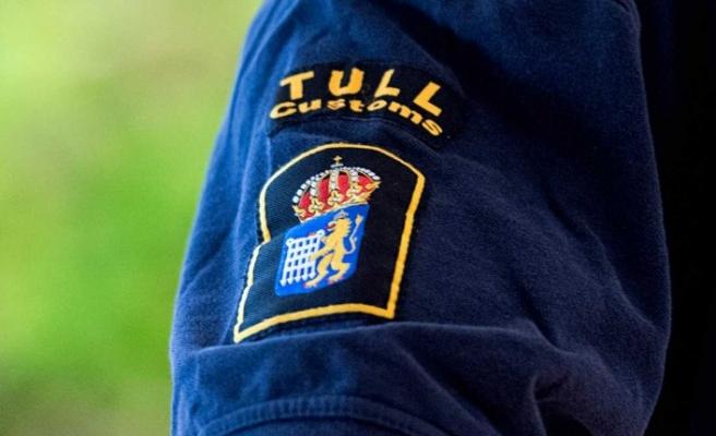 İsveç'te 25 kilo kokain ele geçirildi