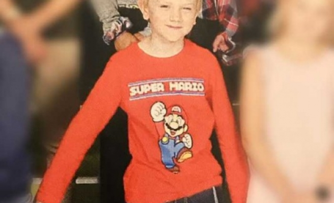 İsveç'te bir okulda 8 yaşındaki çocuk kayboldu