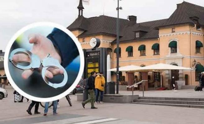 İsveç'te otobüs şoförü dövüldü!