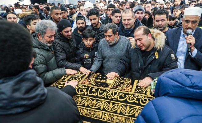Norveç'te öldürülen Türk gencinin cenaze namazı kılındı