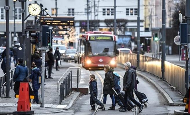 Stockholm'ün en çok nüfusu artan ilçesi belli oldu