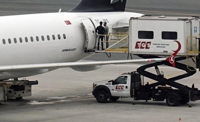 Türkiye İsveç vatandaşlığı bulunan 1 DAEŞ'liyi  sınır dışı etti
