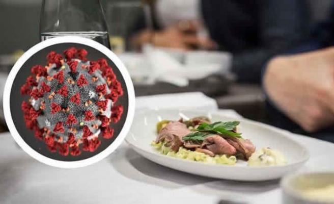 Arlanda'da yemek yerken dikkat! Koronavirüs ile ilgili önlemler yetersiz