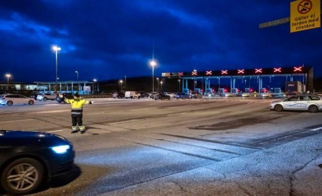Fırtına İsveç'te binlerce evi elektriksiz bıraktı