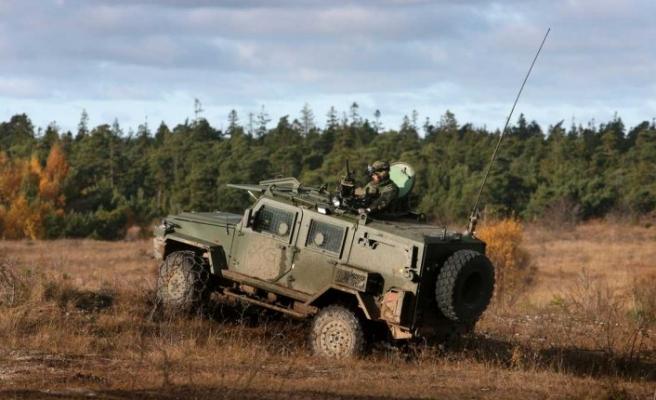 İsveç Silahlı Kuvvetler deposundan çalınan zırhlı araç hala bulunamadı
