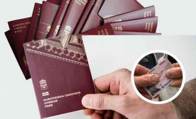 İsveç'te düzinelerce sahte pasaport, kimlik ve oturum kartı çıkardılar