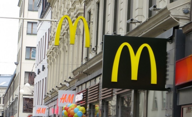 İsveç'te hamile kadın McDonald's'da doğum yaptı