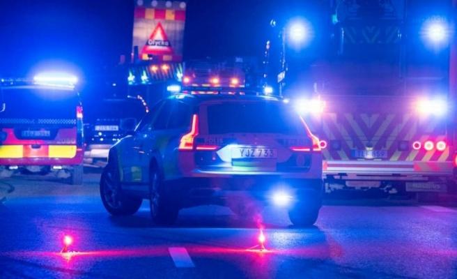 İsveç'te sekiz evde çıkan yangın korkuya neden oldu