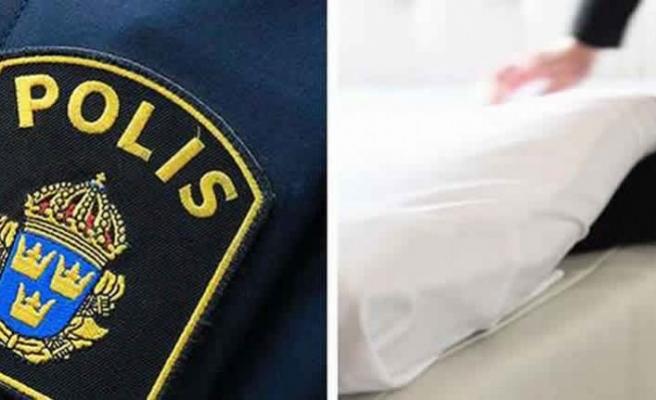 İsveç'teki Ibis otelde bir kişi ölü bulundu