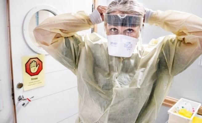 Stockholm'de koronavirüs vakası arttı