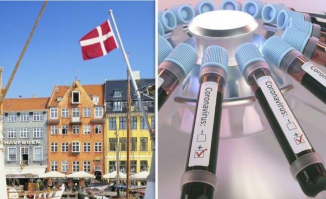 Danimarka, koronavirüsle bağlantılı üçüncü ölüm vakasını bildirdi