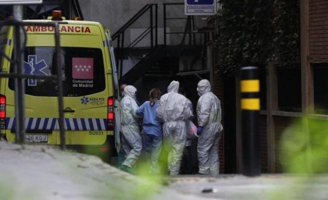 İspanya'da 655 kişi daha hayatını kaybetti