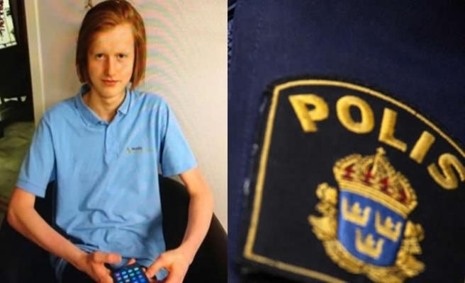 İsveç polisi kaybolan 15 yaşındaki çocuğu arıyor