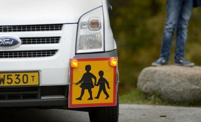 İsveç'te okul aracı kullanan şoförde koronavirüs çıktı