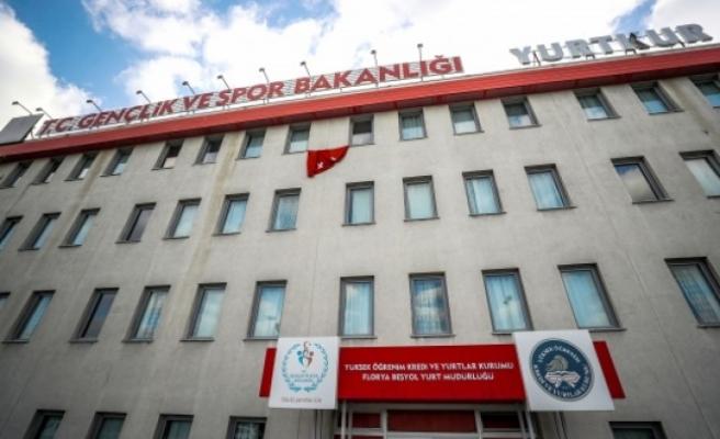 İsveç, Norveç ve Danimarka'dan Türkiye'ye gidecek   vatandaşların karantinaya alınacağı yurtlardaki hazırlıklar tamamlandı