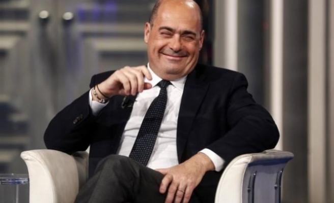 İtalya'da koronavirüs için 'Paniğe gerek yok' diyen siyasi lider Zingaretti koronavirüse yakanlandı