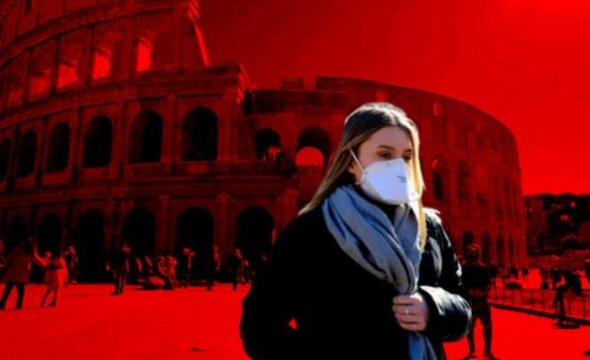 İtalya ölümleri durduramıyor! Sayı 6 bin 77'ye çıktı