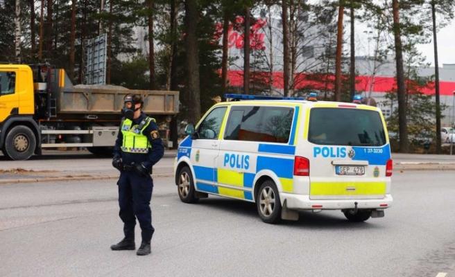 Jordbro sanayi bölgesinde amonyak gaz sızıntısı: Bölge sakinlerine içeride kalmaları için uyarı yapıldı