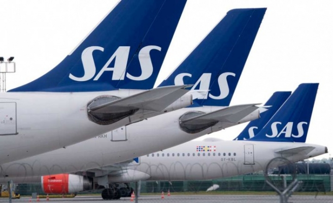 SAS, kuzey İtalya'ya uçuşlarını iptal etti