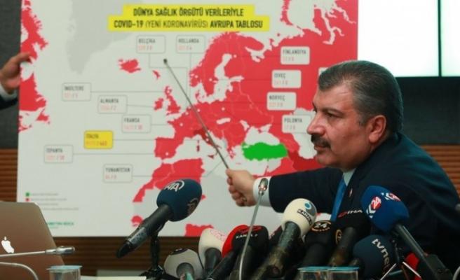 Türkiye'de koronavirüs var mı? Sağlık Bakanı Koca'dan koronavirüs ile ilgili kapsamlı açıklama