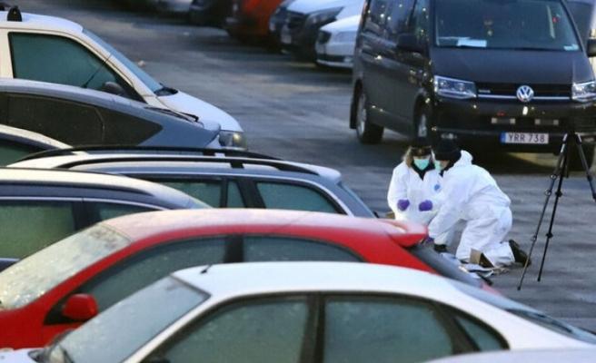 Upplands Väsby cinayetinde iki tutuklama