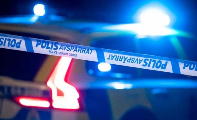 Upplands Väsby merkezinde bir kişi ölü bulundu