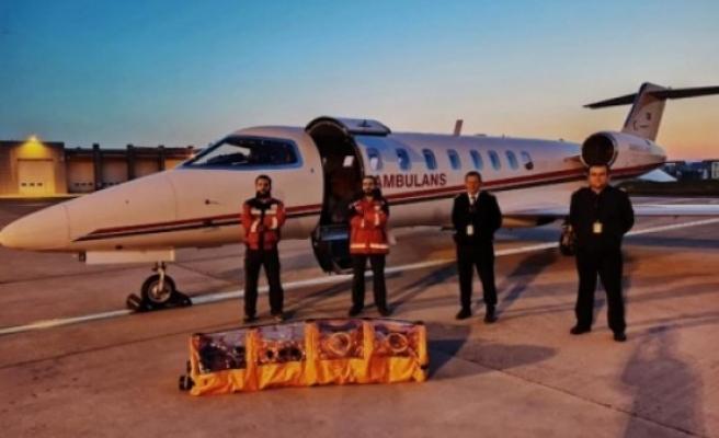 Bakan Koca talimat verdi: İsveç'teki Türk hasta için özel uçak gönderiliyor