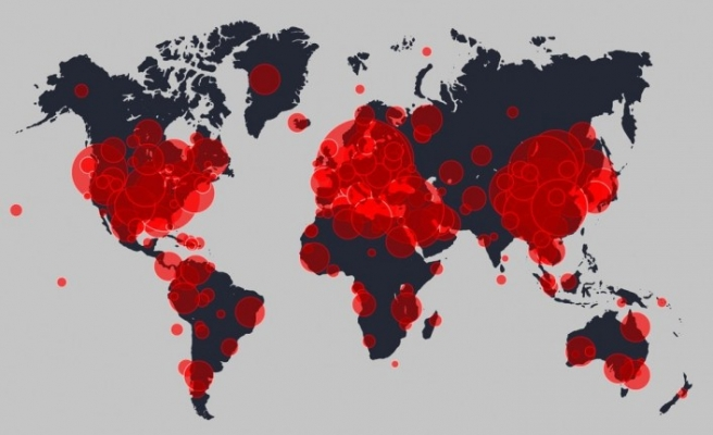 Dünya genelinde koronavirüsten ölenlerin sayısı 220 bini aştı