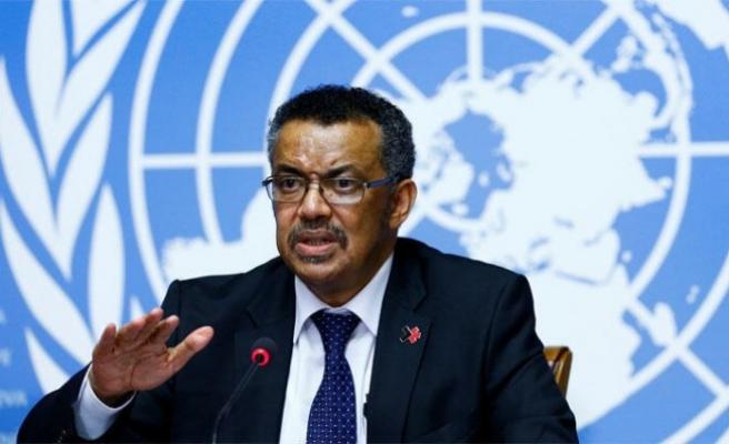 """Dünya Sağlık Örgütü Direktörü Ghebreyesus: """"Hızlı ve kararlı şekilde uyardık"""""""