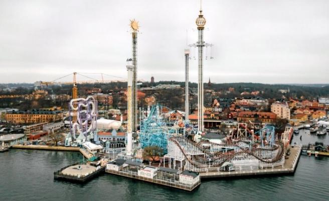 Gröna Lund ve diğer büyük parklar 6 Hazirana kapalı kalacak