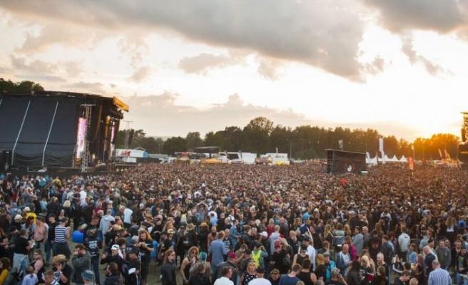 İsveç Rock Festivali koronavirüs nedeniyle iptal edildi