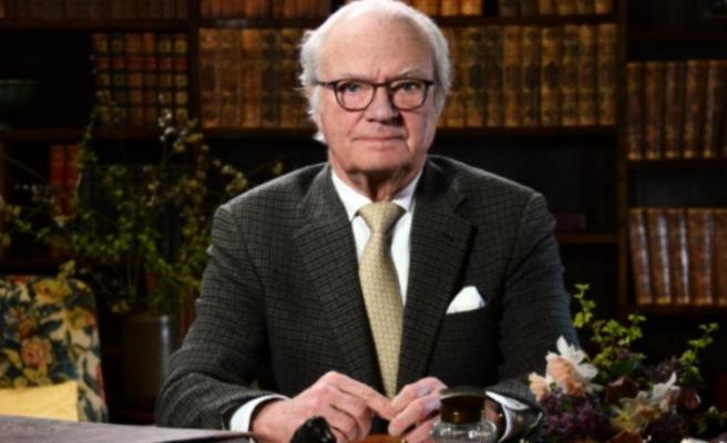 İsveç Kralı ulusa sesleniş konuşmasında önemli mesajlar verdi