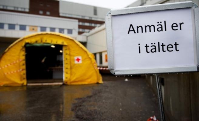 İsveç, son 24 saatte koronavirüs nedeniyle iki kişinin öldüğünü bildirildi