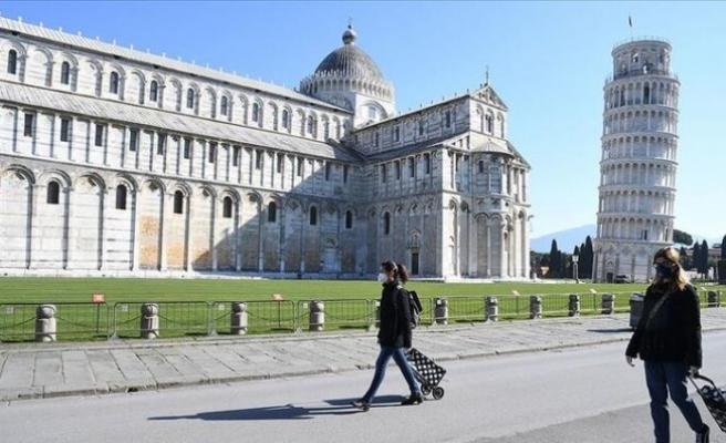 İtalya'da korona virüs nedeniyle hayatını kaybeden sayısı 24 bini geçti
