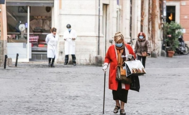 İtalya'da koronavirüs vakalarının sayısı 200 bini geçti