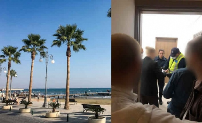 Kıbrıs'ta koronavirüs yasağına uymayan İsveçlilere para cezası yağdı
